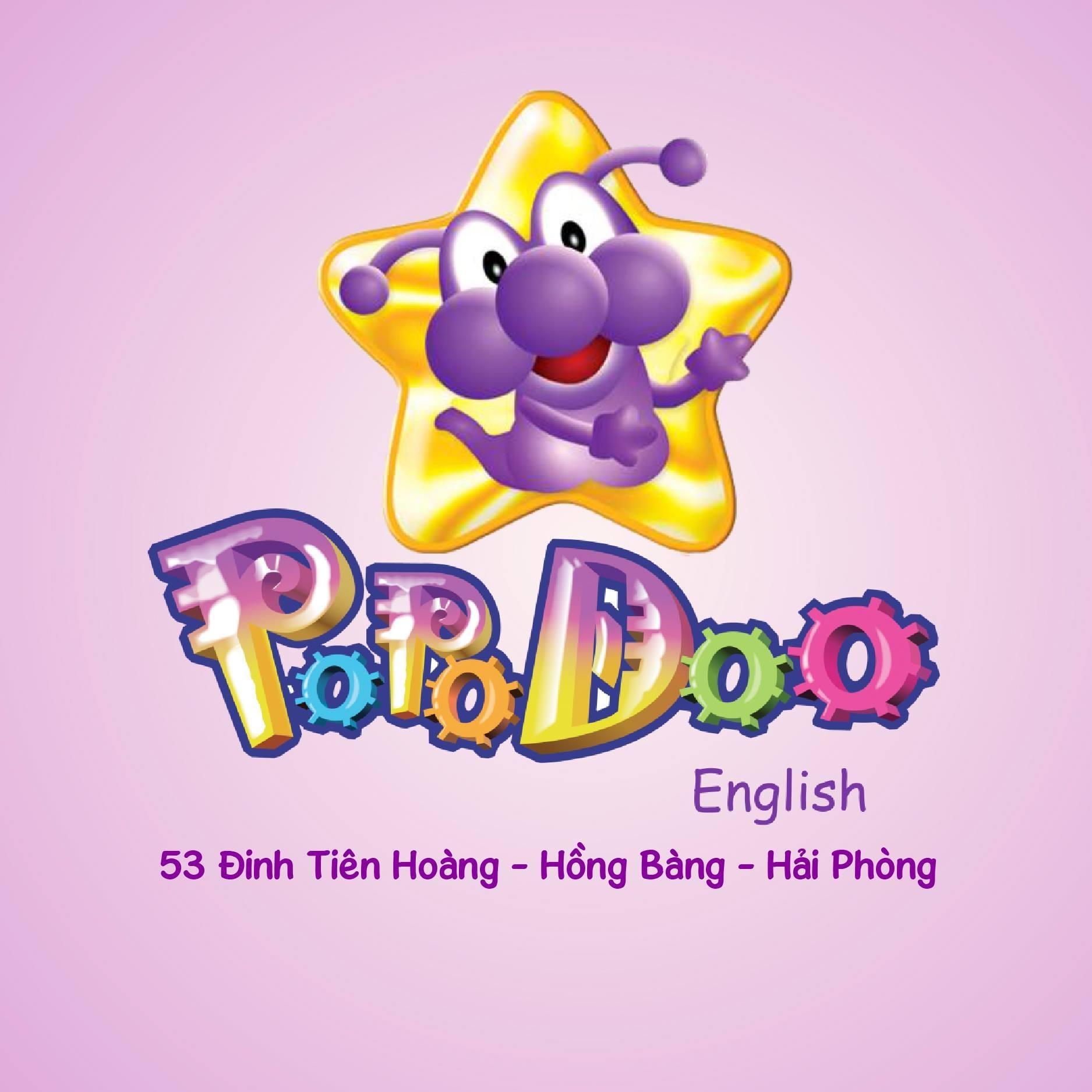 Trung tâm Anh ngữ Quốc tế PoPoDoo Hải Phòng