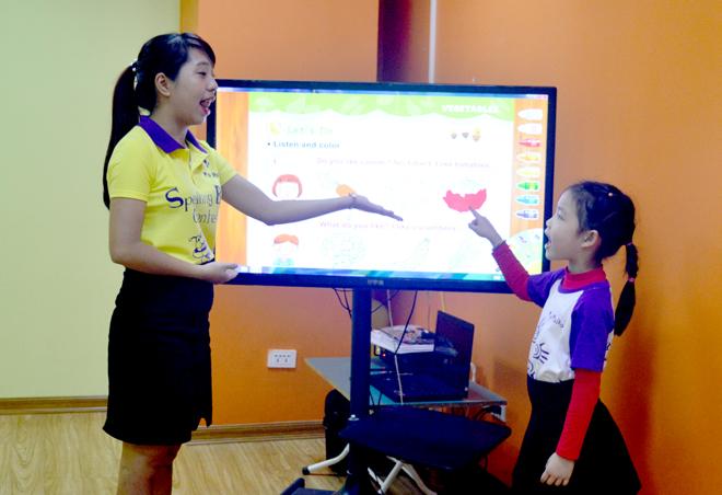 Dịch vụ tuyển dụng giáo viên tiếng Anh